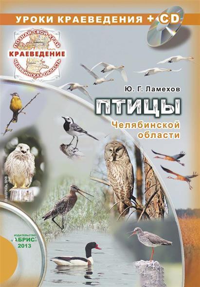 Краеведение. Птицы Челябинской области (+CD)
