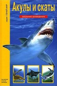 Акулы и скаты Школьный путеводитель