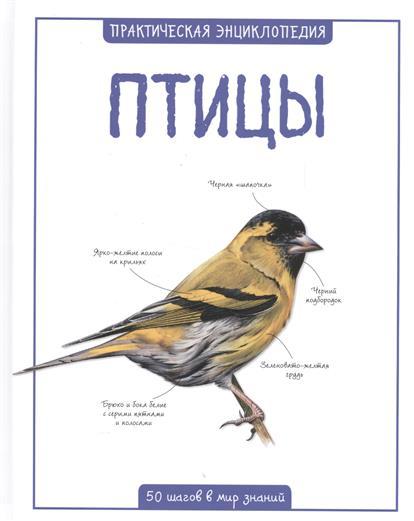 Птицы. Практическая энциклопедия. 50 шагов в мир знаний