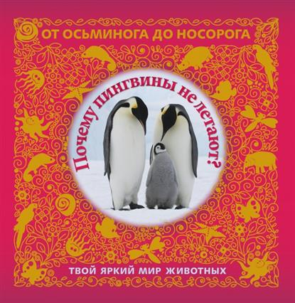 Почему пингвины не летают? Твой яркий мир животных
