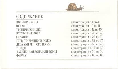Животные. Иллюстрированный путеводитель
