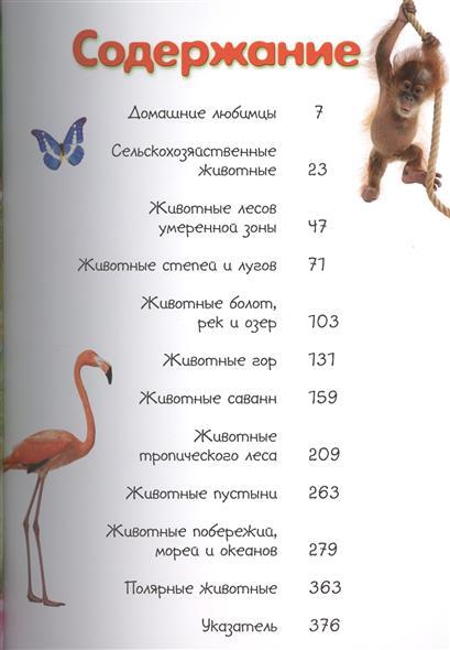 Моя большая книга о животных. 1000 фотографий