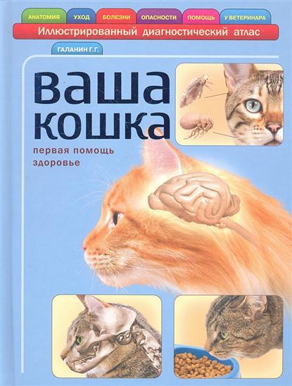 Ваша кошка Илл. диагностический атлас