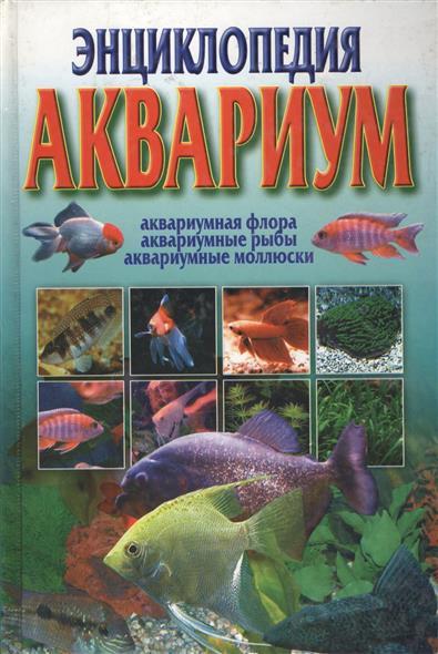 Энциклопедия Аквариум Флора Рыбы Моллюски