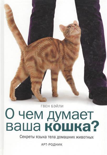 О чем думает ваша кошка Секреты языка тела домашних животных