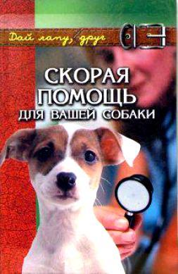 Скорая помощь для вашей собаки