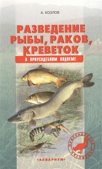 Разведение рыбы раков креветок в приусад. водоеме