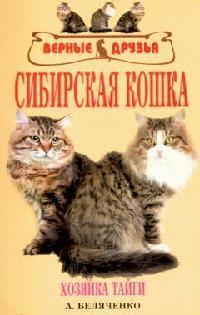 Сибирская кошка Хозяйка тайги