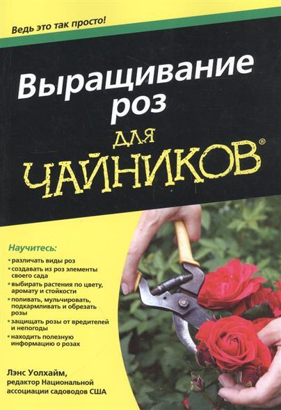 Выращивание роз для чайников