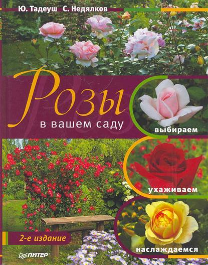Розы в вашем саду Выбираем ухаживаем наслаждаемся