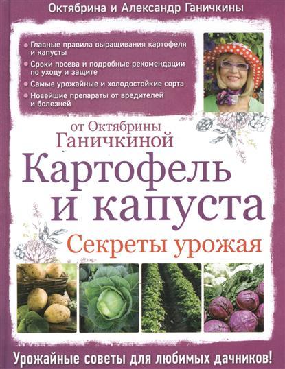 Картофель и капуста. Секреты урожая