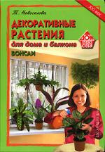 Декоративные растения для дома и балкона Бонсаи