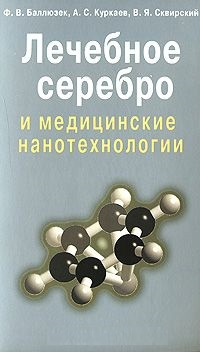 Лечебное серебро и мед. нанотехнологии