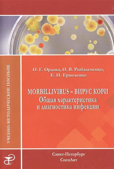 Morbillivirus - вирус кори. Общая характеристика и диагностика инфекции. Учебно-методическое пособие