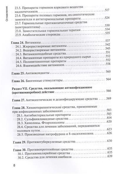 Фармакология. Учебник для фармацевтических училищ и колледжей